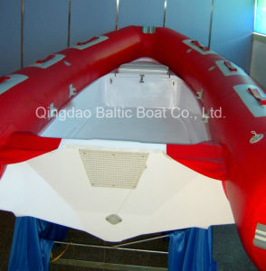 Rib Rigid Inflatable Boat 420 Ce Sale pictures & photos