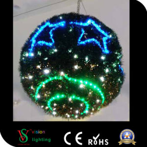 Outdoor Christmas Motif Garland LED Ball Light pictures & photos