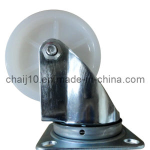 Nylon Caster Wheel (ECO N011) pictures & photos