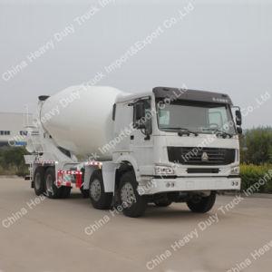 Sinotruk 8X4 12cbm HOWO Concrete Mixer Truck pictures & photos