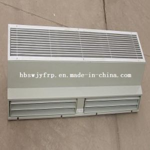 Horizontal Unfolud Installed Air Curtain pictures & photos