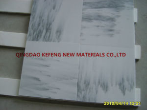 Blue Sky White Marble Natural Stone for Decoration
