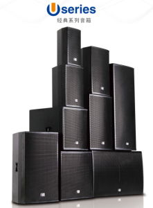"Single 15"" Two- Way Loudspeaker System Professional Speaker pictures & photos"