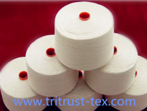(3/40s) Spun Polyester Yarn for Sewing Thread pictures & photos