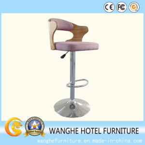 Hotel Dining Restaurant Club Furniture High Barstool Chair pictures & photos