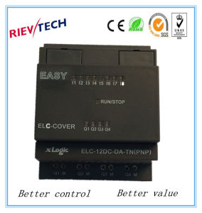 Programmable Relay for Intelligent Control (ELC-12DC-DA-TN-CAP) pictures & photos