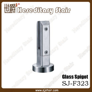 Die Casting 304 316 Duplex Stainless Steel Glass Spigots (SJ-H4010) pictures & photos