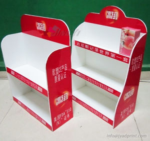 Custom Made Printing PVC Foam Board Shop/Store Rack