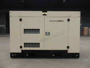 7.5 - 40kVA Kubota Silent Diesel Generator pictures & photos