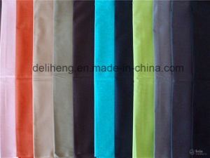 Cheap Price Multiple Use Woven Plain Dyed T/C Fabric pictures & photos