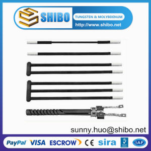 High Temperature Silicon Carbide (SiC) Heating Element, Sic Furnace Heater pictures & photos