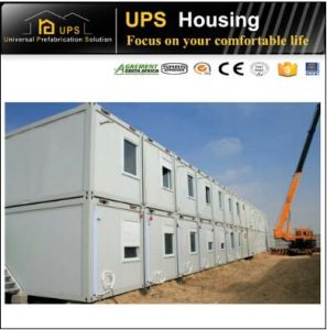 Modern Design Shipping Container Housing with TUV Certificated and SGS Certificated pictures & photos