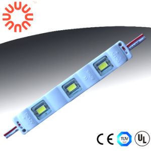 Lowest Price 3LED/PC SMD5630 LED Module with UL (USD0.23/PC) pictures & photos
