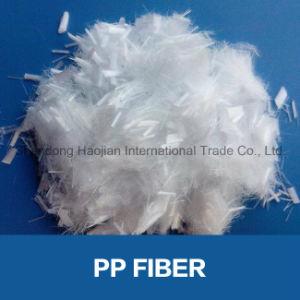 Polymer Crack Resistance Mortar Additive 3mm PP Monofilament Fiber pictures & photos