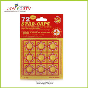 No. 121 Plastic Ring Caps Toy Fireworks