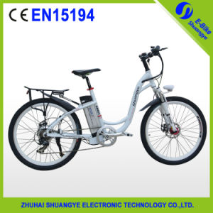 Colorful Electric Bicycle with 250W Motor 36V Battery (shuangye A3-AL26) pictures & photos
