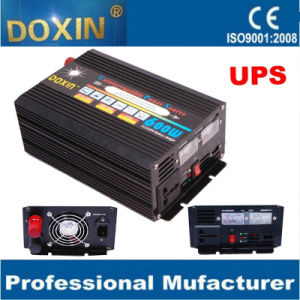 600W 12V-220V UPS Power Inverter & 10A Charger pictures & photos