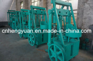 Good Price and Quality Coal Bar Stick Extruding Briquette Machine pictures & photos