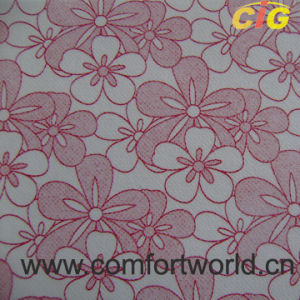 Printing Needle Punched Non-Woven Fabric pictures & photos