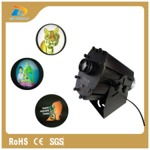 80W LED Logo Gobo Projector Long Distance Outdoor Advertising Lights pictures & photos