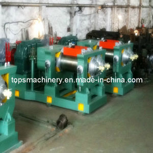 Waste Tyre Rubber Cracker Mill pictures & photos