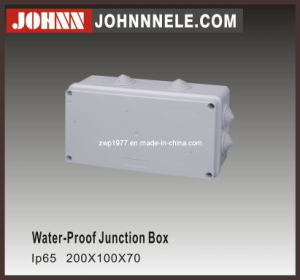 Plastic Box Waterproof Electrical Junction Box pictures & photos