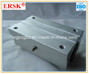 Double Bearing Linear Slider for Linear Guide Rail pictures & photos