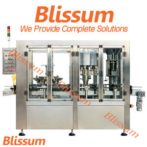8000bph Pet Bottled Alcoholic Drink Making Machine/Machinery/Line/Plant/Equipment pictures & photos