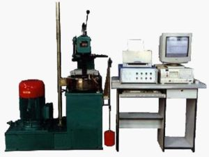 Fixed Speed Friction Material Tester (SJ150) pictures & photos