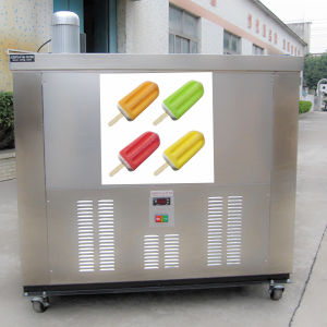 6 Molds Popsicle Machine for Sale pictures & photos