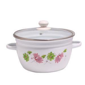 Enamel Casserole, Enamel Soup Pot, Enamel Sauce Pan pictures & photos
