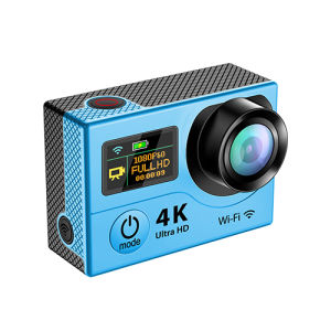 Factory Price 4k Waterproof Wireless Sport Action Camera with Remote Control pictures & photos