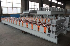 Botou Machine, Roof and Wall Sheet Roll Forming Machine pictures & photos
