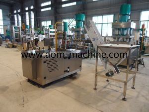 Hydraulic Food Tea Leaves Powder Compress Machine pictures & photos