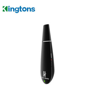 First Glass Buit-in Vape Pen Black Mamba Dry Herb Vaporizer, Concentrates Vaporizer From Kingtons pictures & photos