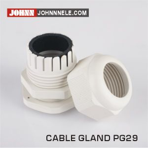 Plastic Cable Gland Pg Type with Good Quality pictures & photos