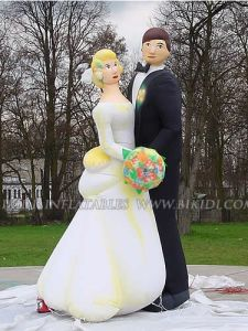 Inflatable Balloon Married Couple Advertising Balloon (K2018) pictures & photos