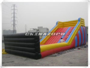 Big Size Inflatable Slide for Zorb