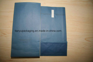Square Bottom Paper Bag for Airline Sickness pictures & photos