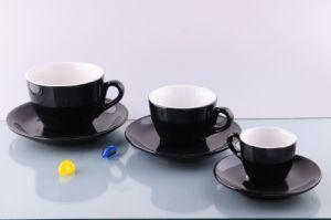 Porcelain Acf Cup&Saucer (CZJM2131)