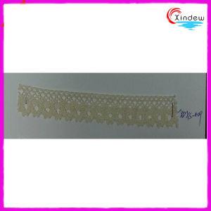 Width 1.8cm Fashion Style Cotton Crochet Lace pictures & photos
