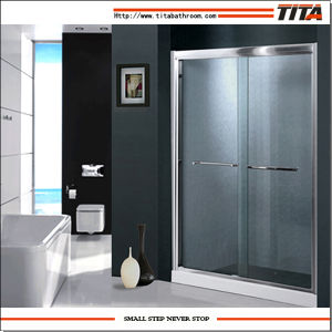 Tempered Glass Shower Screen T-2p pictures & photos
