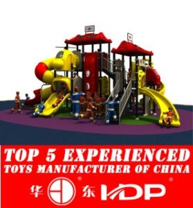 HD2014 Outdoor Fire Man Collection Kids Park Playground Slide (HD14-026A) pictures & photos