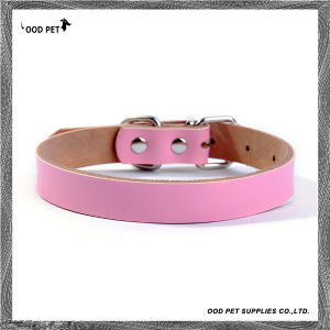 Leather Dog Collars Studded Customized Dog Collars Spc7018-3 pictures & photos