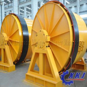 Professional Intermittence Ball Mill Ceramic Batch Ball Mill Ceramic Ball Mill pictures & photos