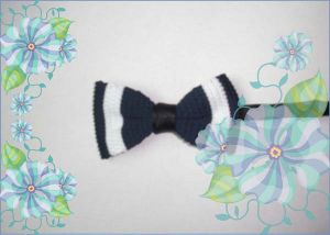 Hot Selling Mens Silk Knitted Bow Tie