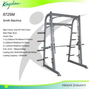 Commercial Smith Machine/Fitness Gym Commercial Strength Body Building Equipment Smith Machine pictures & photos