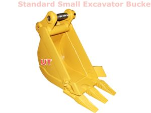 Construction Machinery Part Excavator Standard Bucket pictures & photos