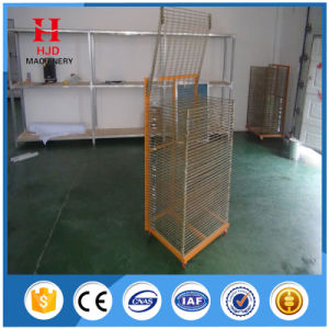 Multilayers Stainless Steel Screen Printing Rack pictures & photos