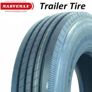 Superhawk Tire, 11r22.5, 255/70r22.5 Hk863t, Radial Trailer Tire pictures & photos